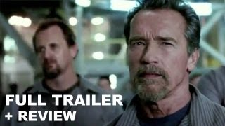 Escape Plan Official Trailer + Trailer Review : HD PLUS