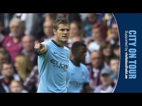 Sporting KC 1-4 City: Zuculini and Boyata reaction