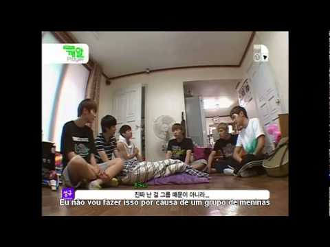 [PT-BR] Infinite - Sesame Player EP 5 [1/4]