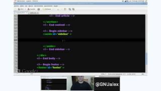 Maquetación HTML5 y CSS caso práctico #designIO