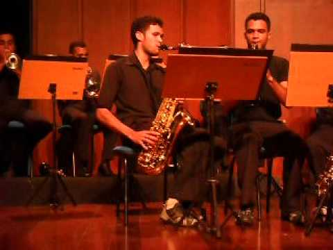 CANELEIRO Jazz Band no Palácio da Música - parte 2 - Filmagem amadora