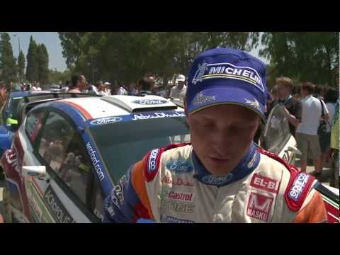 Ford WRC 2011 - Rally Acropolis Review