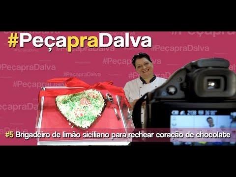 #PeçapraDalva #5 - Regiane Leticia Rodrigues - Brigadeiro de limão siciliano