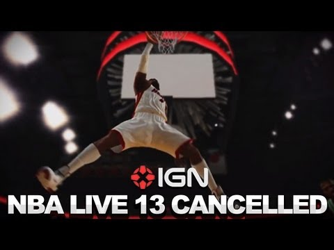 IGN News - EA's NBA Live 13 Canceled