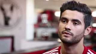 Club Tijuana midfielder talks about reaching first team