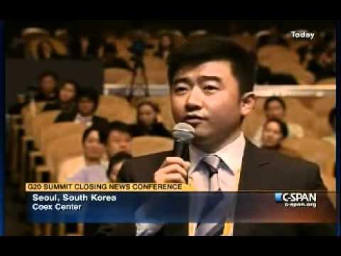 央視主播芮成鋼(Rui Chenggang)搶話筒代表全亞洲事件完整版