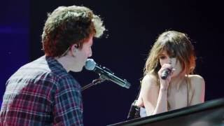 Charlie Puth & Selena Gomez - We Don\'t Talk Anymore Official Live Performance]
