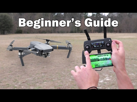 Beginner's Guide Part 1 - DJI Mavic Pro - UCnAtkFduPVfovckNr3un1FA