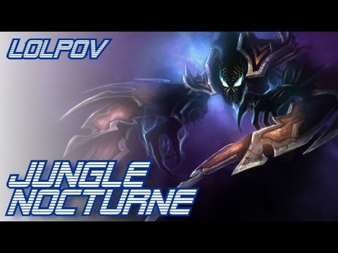 LoLPoV - Jungle Nocturne (League of Legends Live Commentary)