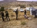 Federal agents amin at our heads.!! Why are u recording?