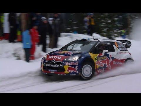 WRC Rally Sweden 2012