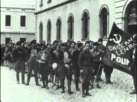 The Spanish Civil War - Battleground for Idealists (3/6)