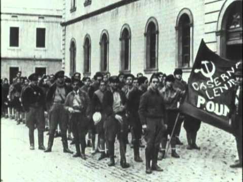 The Spanish Civil War - Battleground for Idealists (3/6)