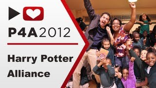 Project For Awesome 2012 | The Harry Potter Alliance