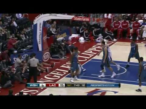 JaVale McGee Top 10 Blocks - 2010-2011 season