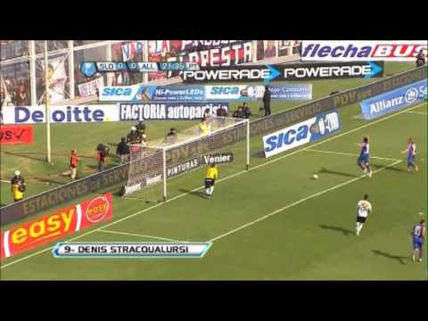 San Lorenzo 4 vs All Boys 0 - Torneo Inicial Argentino 2012