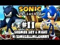 Sonic Unleashed (360/PS3) - (1080p) Part 11 - Shamar Day & Night w/SomecallmeJohnny