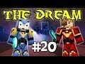 THE DREAM - Ep. 20 : Titi le T-REX  - Fanta et Bob Minecraft Modpack
