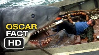 Jaws - Oscar Fact (1975) - Steven Spielberg Movie HD