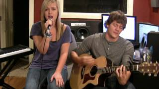 Miley Cyrus - When I Look At You (Julia Sheer acoustic cover) - music video