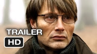The Hunt Official Trailer (2013) - Mads Mikkelsen Movie HD