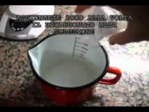 esperimento di chimica