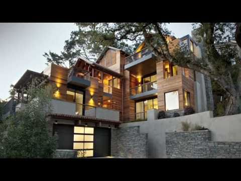 Kohler Sustainable Design - Built Green - Hillside Home