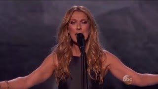 "Celine Dion - Hymne à L""Amour (Live at American Music Awards AMAs 2015) HD"