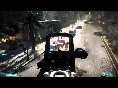 Battlefield 3 - Fault Line Episode III Gameplay Video (HD)