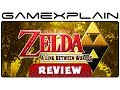 The Legend Of Zelda: A Link Between Worlds - Video Review (3DS)