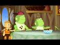 Фрагмент с конца видео - Лунтик и его друзья - 335 серия. Находка