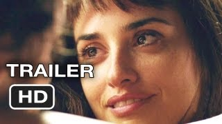 Twice Born Official Trailer (2012) - Penelope Cruz, Emile Hirsch Movie HD