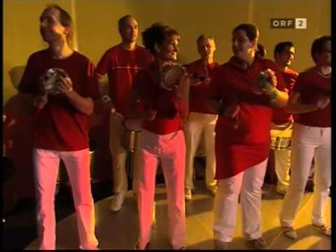 Flavio Marques & Sambaschule Rot-Weiß-Rot Schöner Leben