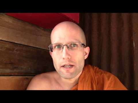Buddhist Explanation of Karma