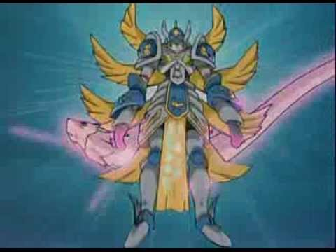 Digimon - O Filme: Angemon & Angelwomon [HQ]