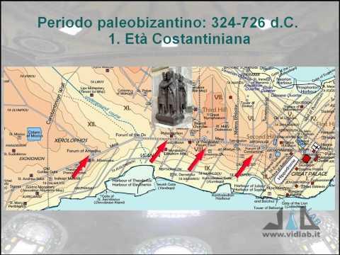 videocorso storia dell'arte bizantina - lez 1