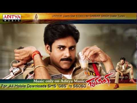 Gabbar Singh Promo Song - Mandu Baabulam