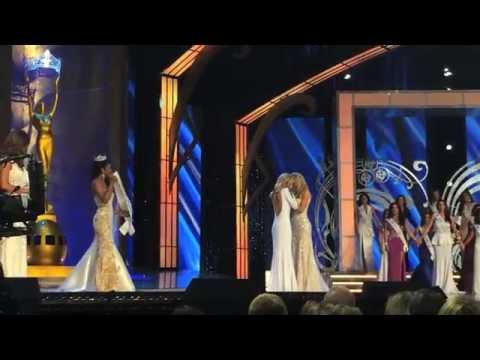بالفيديو: لقب ملكة جمال الولايات المتحدة من اصل روسي
