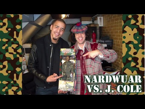 Nardwuar vs. J. Cole