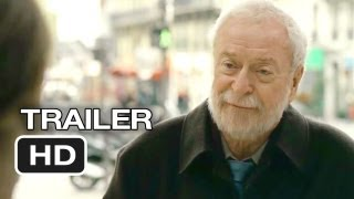 Mr. Morgan's Last Love Official Trailer (2013) - Michael Caine Movie HD