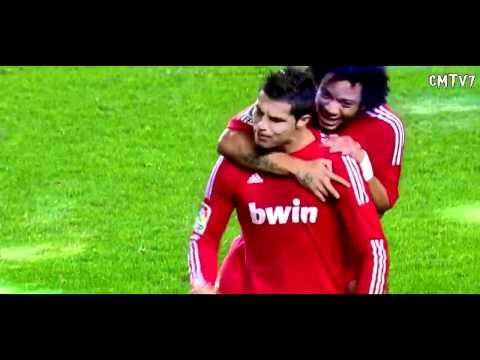 Cristiano Ronaldo - Ai Se Eu Te Pego - Goals & Skills - 2011-2012