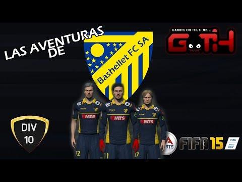 Las Aventuras de Mishell FC SA - FIFA 15 XBOX ONE en Español - GOTH