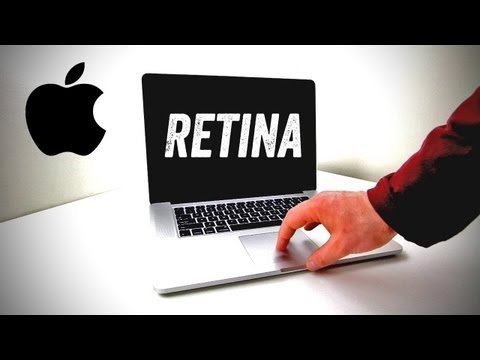 "MacBook Pro 2012 Review (15"" MacBook Pro Retina Review) (NEWEST MODEL)"