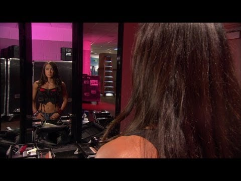 Raw SuperShow opens up with AJ's dilemma: Raw, June 25, 2012