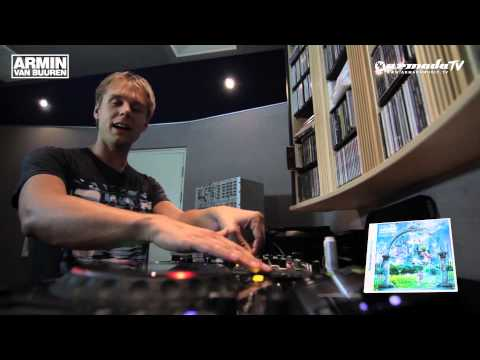 Armin van Buuren previews CD2 of his new album 'Universal Religion Chapter 6'