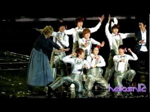 120310 Super Junior - Doremi@SS4 in Macau