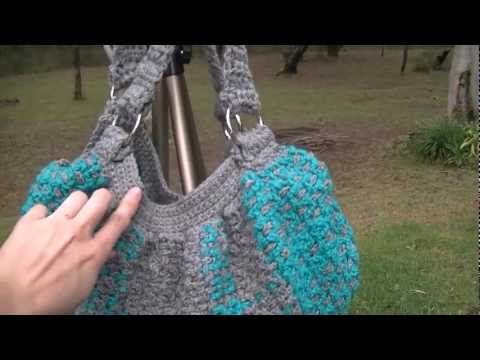 Crochet OVW Tartan FBB Tutorial - Easy Part 1 of 3
