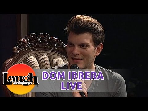 Justin Martindale - Dom Irrera Live From The Laugh Factory (Podcast)