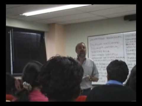Gabriel Kaplun, universidad y ciencias sociales. Criticas - U. Distrital 2007 (parte 2)