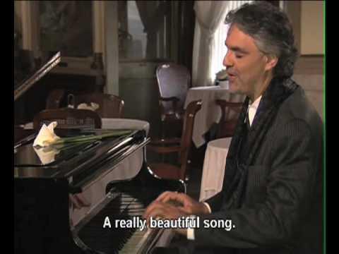 """Andrea Bocelli - """"Incanto"""""""